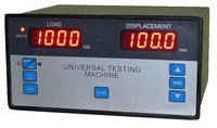 Peak Load And Displacement Indicator For Universal Testing Machines