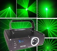 100mw Green Laser Light