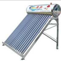 None-pressurized Solar Water Heater