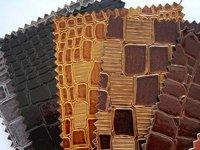 High Shine Pvc Leather