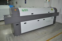 Lead-Free Hot Air Convection Reflow Oven