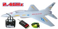 RC Model Airplane-F16