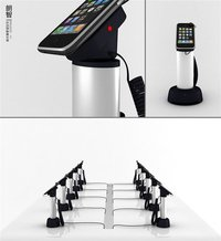 Single Security Display Stand For Mobiles