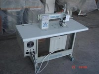 Ultrasonic Non Woven Sealing Machine