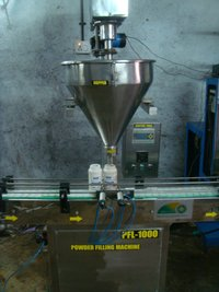 Powder Filler (Auger Filler)