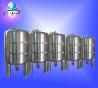 Stainless Steel Pressure Water Vessel