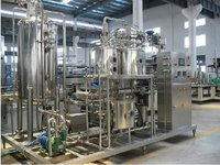 Mixing Unit For Carbonate / Soda Drinks