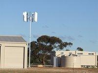2KW Wind Power Generator VAWT