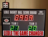 Electronic Sports Score Boards
