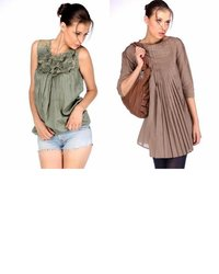 Ladies High Fashion Day Wear Garment