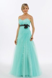 Customize Sleeveless Organza Beaded Party Evening Pron Dress