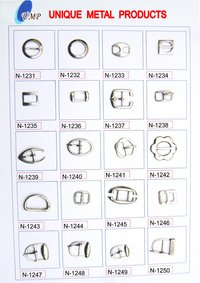 Iron Sheet Buckles