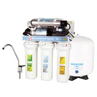 Home Water Filter With Ultraviolet Sterilizer