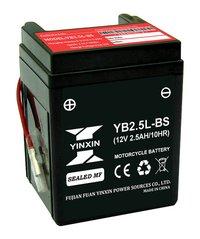 Motorbike Battery 12v 2.5AH