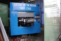 Battery Recycling Cutting Machine