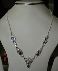 Artificial Jewelry Necklace