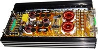 Car Amplifier (Kh-2800d)
