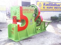 Scrap And Plate Shearing Machine