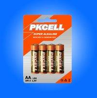 Alkaline Battery Lr6/Aa