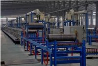 Steel Wire Copper Coating Line
