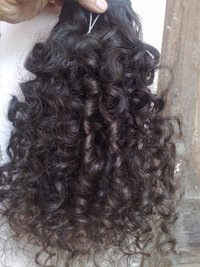 Curly Hair In Long Size