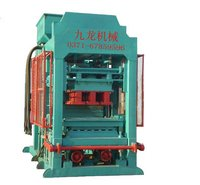 Jl6-15 Concrete Hollow Brick Making Machine