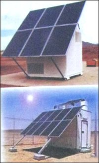Solar Shelter Light