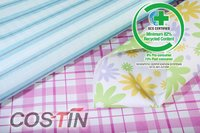 Recycled Nonwoven Stitch-Bonded Fabric