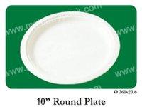Bio Degradable Disposables Plates