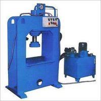 Paving Block Making Hydraulic Machines