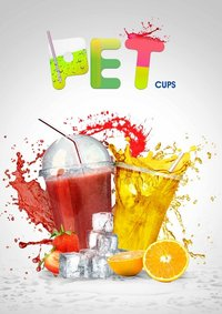 PET Cups 20 OZ