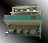 Rice, Pea, Mung, Sesame, Lentil Sorting Machine
