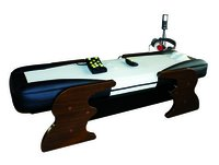 Far Infrared Physiotherapy Massage Bed