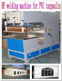 Pvc Tent And Canvas High Frequency Welding Machine