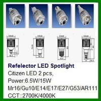 Reflector Led Light Replace 35w 50w Halogen Bulb