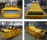 Linear Vibrating Screen For Sand Classification