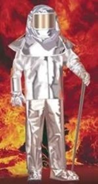 Aluminized Fire Proximity Suits