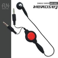 Mini Retractable Earphone