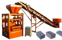 Semi-Automatic Block Machine