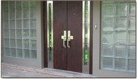 Elegant Wooden Doors