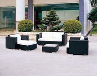 Outdoor Living Wicker Garden Furniture