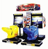 Racing Game Machines