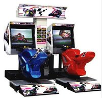 Racing Arcade Game Machine