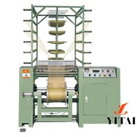 Pneumatic Yarn Warping Machine