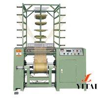 Pneumatic Yarn Warping Machine