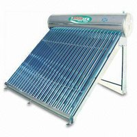 Non-Pressure System Solar Water Heater With Capacity 120 To 400 Liters