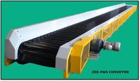 """Z"" Pan Steel Belt Conveyor"