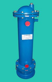 Vertical Mounting Heat Exchanger