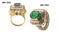 Diamond Studded Rings