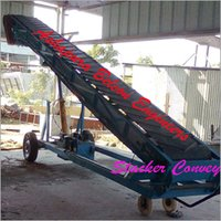 Stacker-Mobile Conveyor
